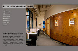 Richard Rollins: Architectural Finishes
