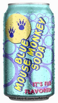 Fur Flavored Soda!