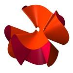 math flow shape