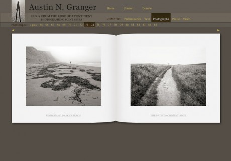 Austin Granger home page