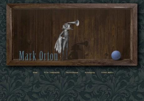 Mark Orton home page